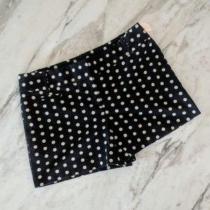 LOFT Polka Dot Shorts